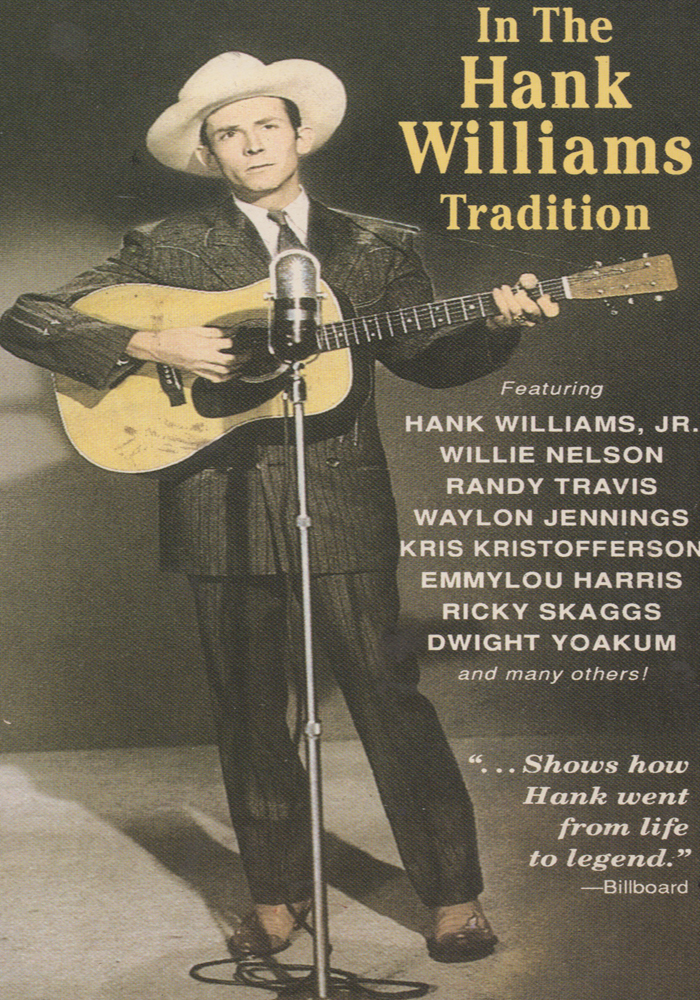 In the Hank Williams Tradition cover jim brown productions