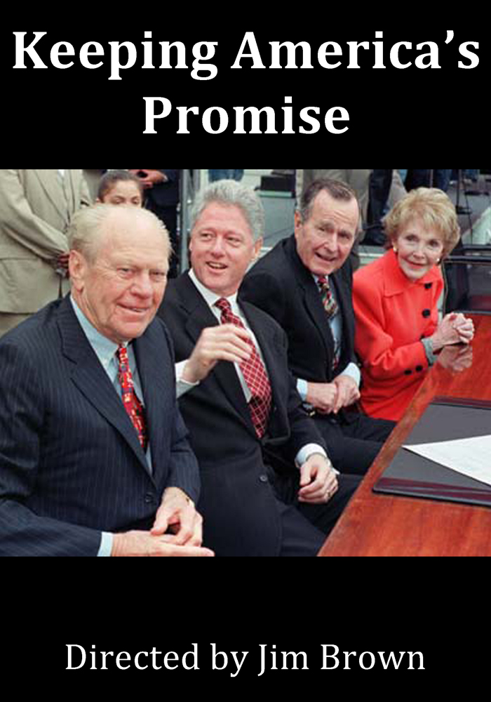 Keeping America's Promise cover jim brown productions