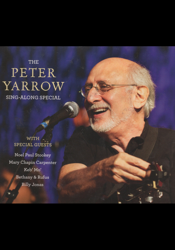 Peter Yarrow Sing-Along Special cover jim brown productions