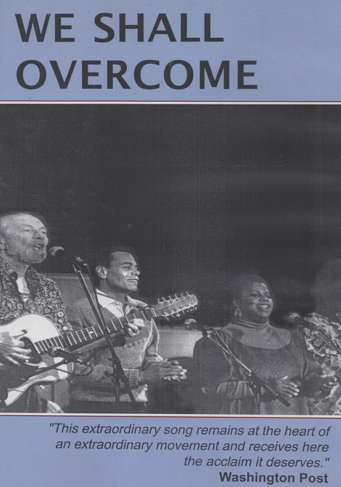 We Shall Overcome cover jim brown productions