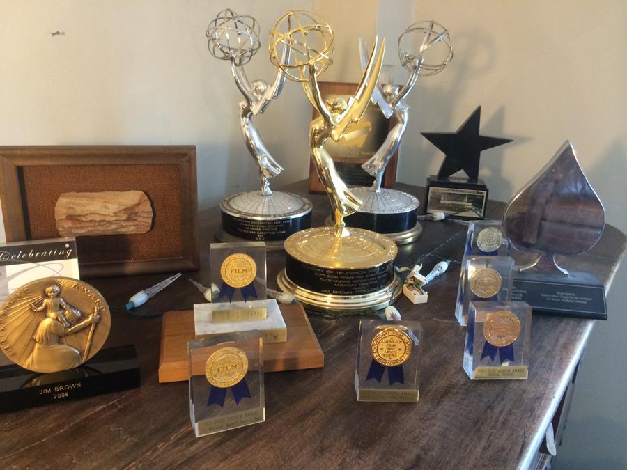 jim brown awards